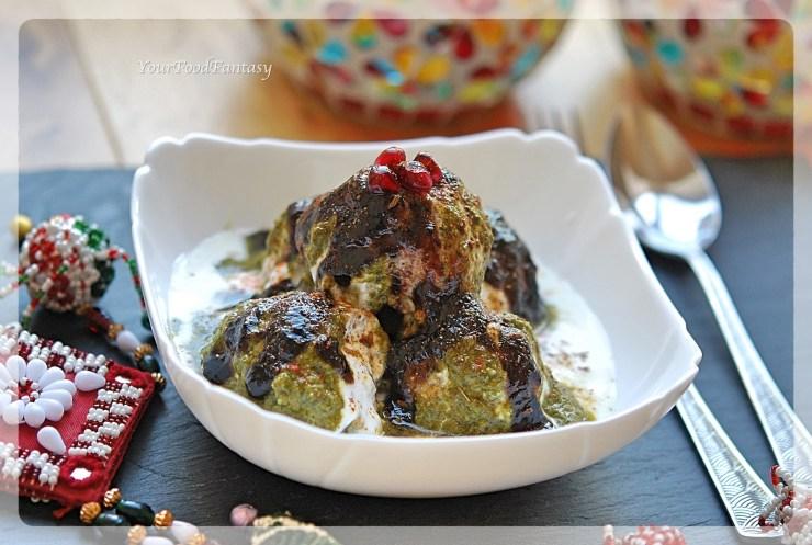 Dahi Vada | Dahi Bhalle Recipe | Your Food Fantasy