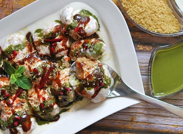 Easy Dahi Vada Recipe   Your Food Fantasy