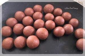 Chocolate Gulab Jamun Recipe   Your Food Fantasy