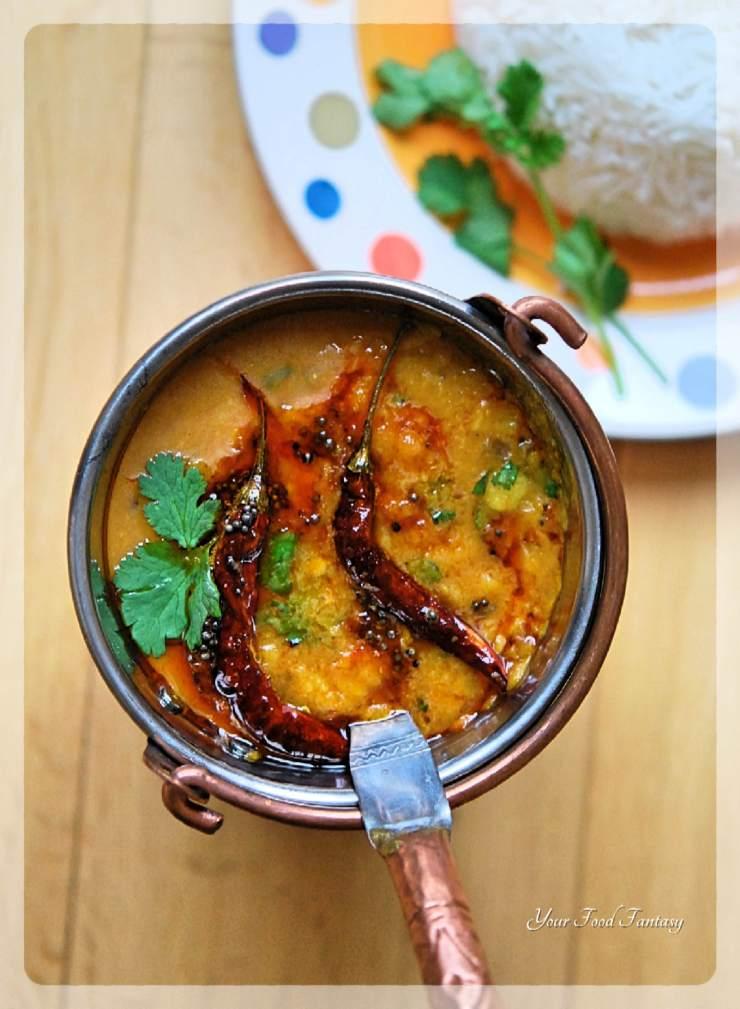Dal Fry Recipe | Dal Tadka Recipe