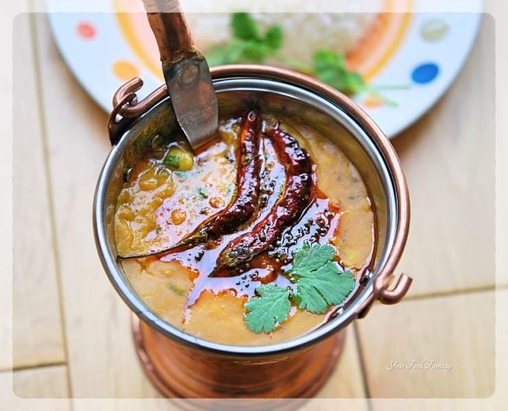 Dal Fry - Tadka Recipe | Your Food Fantasy
