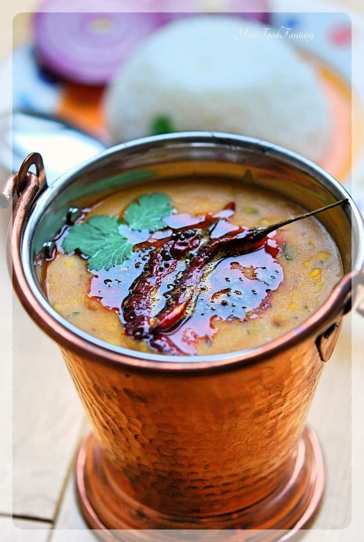 Dal Tadka | Dal Fry Recipe
