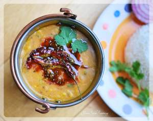 Dhaba Style Dal Tadka | Dal Fry