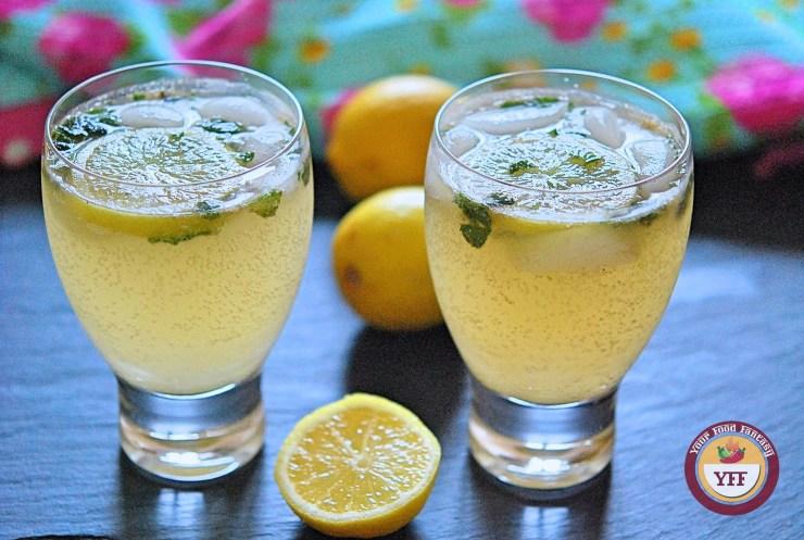 Masala Shikanji Recipe Summer Drinks | Your Food Fantasy
