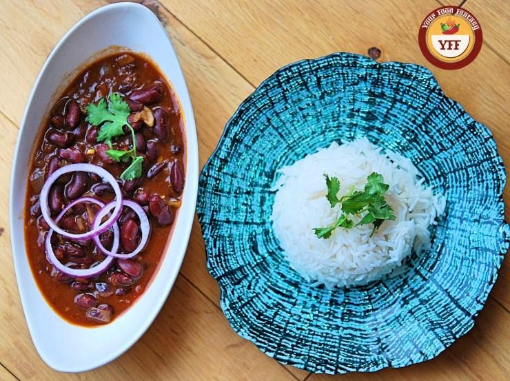 Punjabi Rajma Masala | Kidney Bean Curry | YourFoodFantasy.com