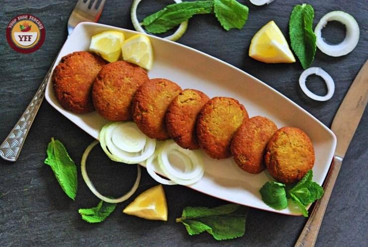 Shami Kebab | Chicken Kebab Recipes | YourFoodFantasy.com