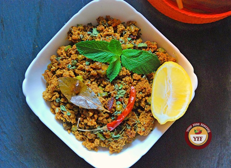 Lamb Keema | Minced Lamb Recipe | YourFoodFantasy.com