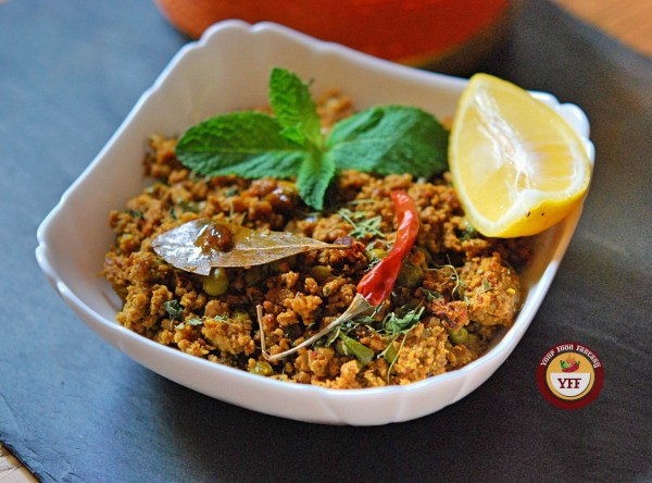 Lamb - Mutton Keema Recipe