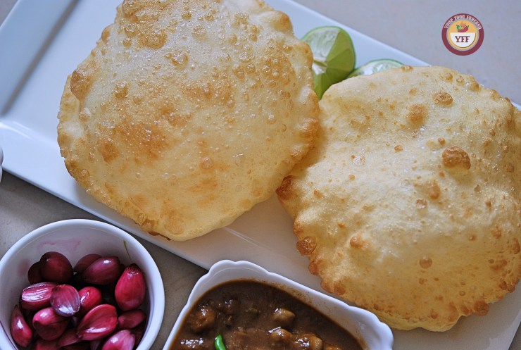 Punjabi Bhatura | Your Food Fantasy