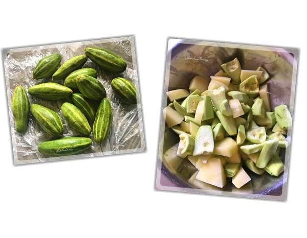 Aloo Parval Sabzi - Curry | Your Food Fantasy