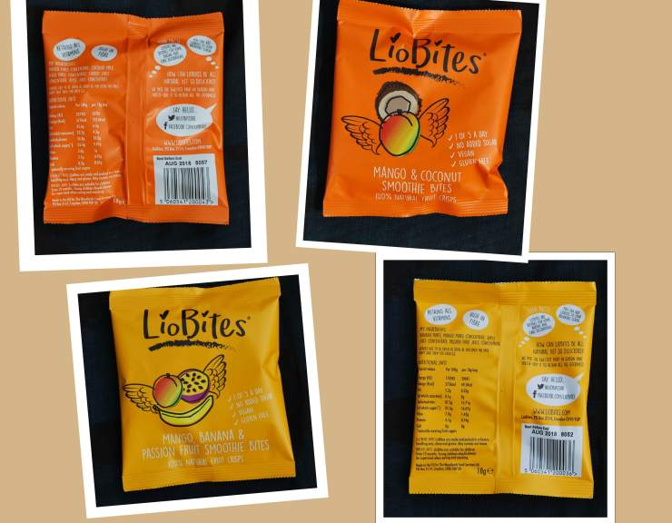 LioBites Smoothie Bites - Degustabox Review