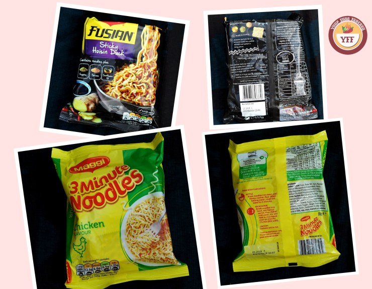 Maggi Noodles Review - Degustabox