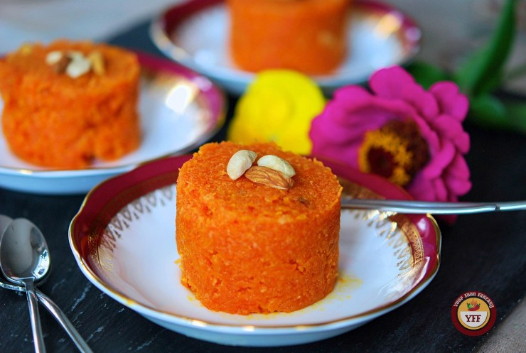 Gajar Ka Halwa Recipe | Traditional Indian Carrot Pudding Recipe