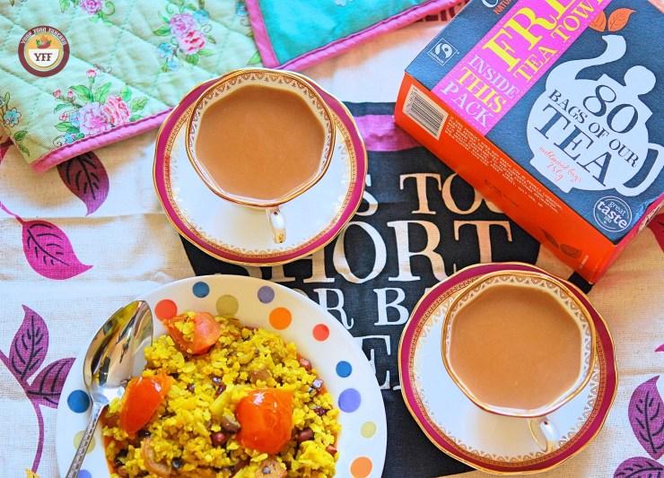 Clipper Fairtrade Tea Review | Degustabox Review for October 2018