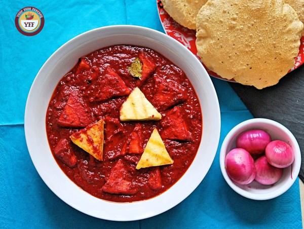 Beetroot Paneer   Paneer Recipes   Your Food Fantasy
