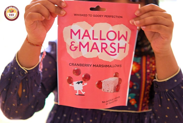 Mallow & Marsh Review | Degustabox November 2018 Review
