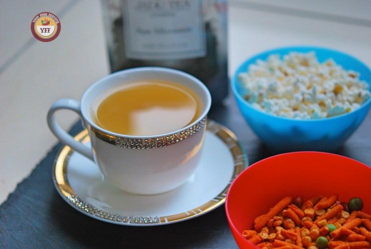 Spa Afternoon Tea - JaduTea Review - Finest Tea in UK