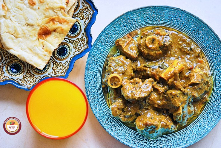 Chettinad Lamb Curry Recipe | YourFoodFantasy.com