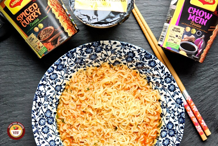 Maggi Noodles Reviews   Degustabox December 2018 Review by Your Food Fantasy