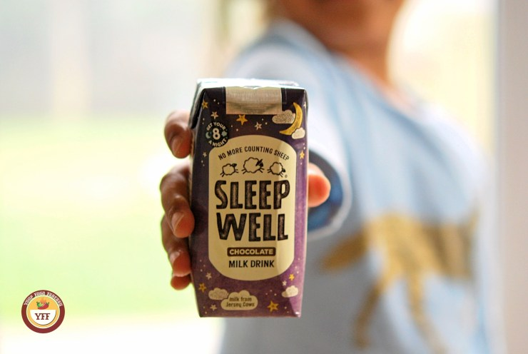 Sleep Well Chocolate Milk Review by Your Food Fantasy | What is in Degustabox