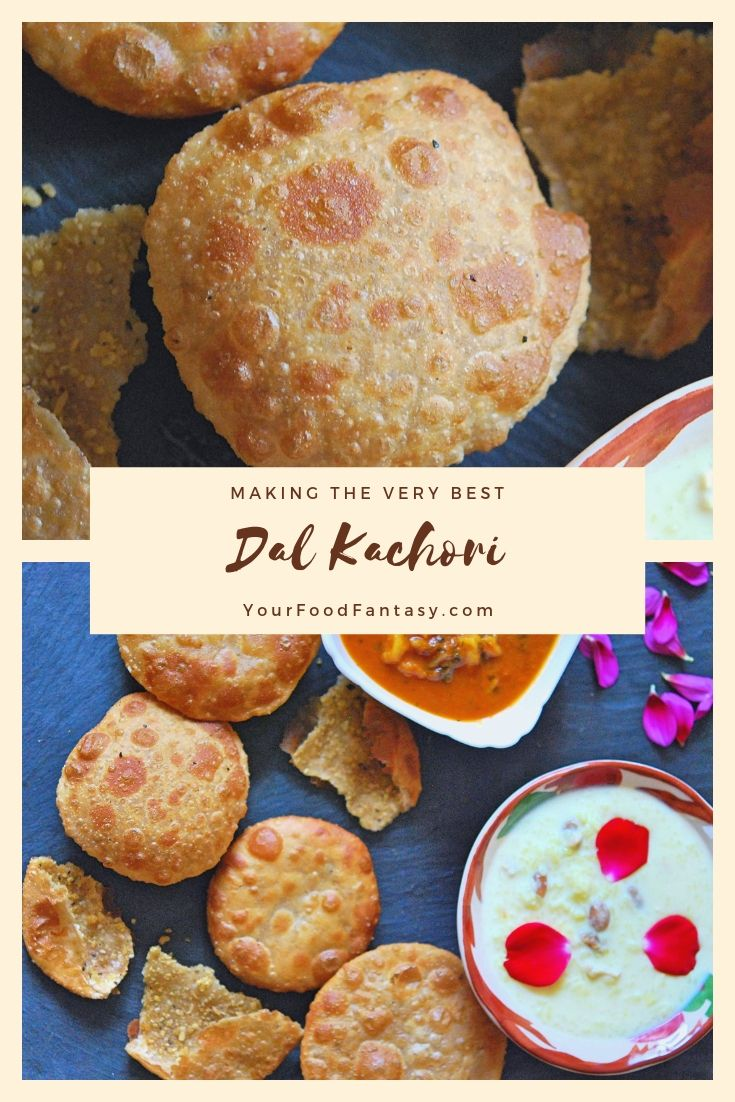 Dal Kachori Recipe
