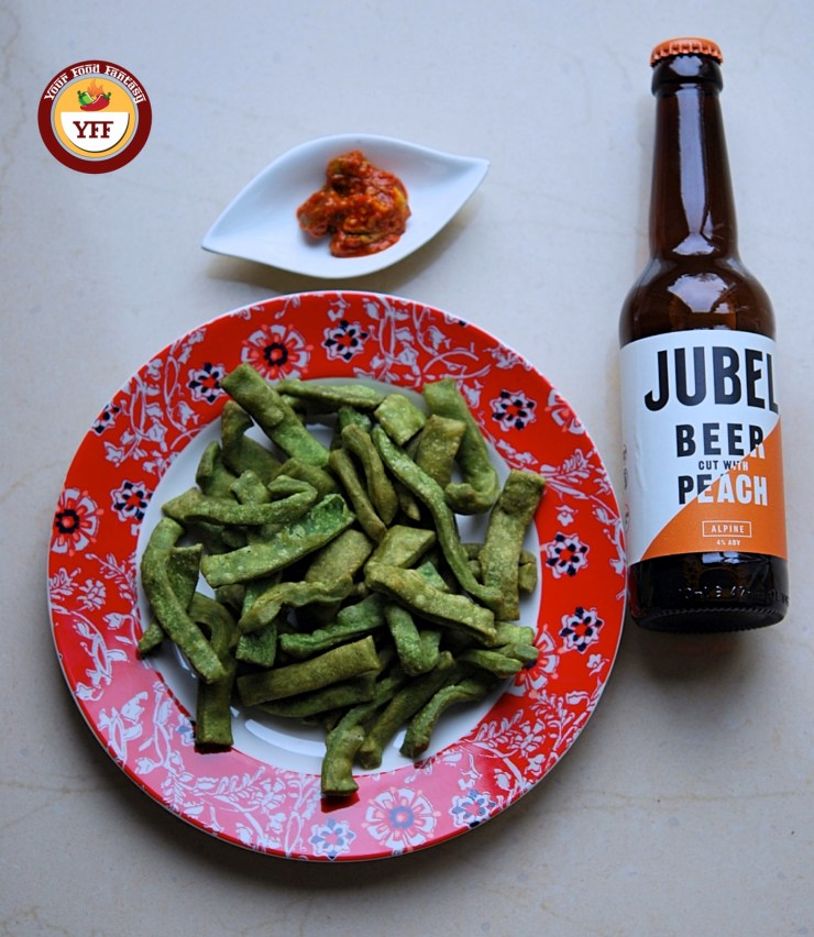 Jubel Beer Review by Your Food Fantasy