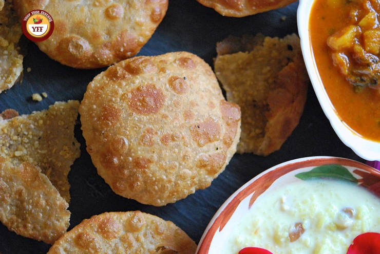 Khasta Kachori Recipe | Your Food Fantasy