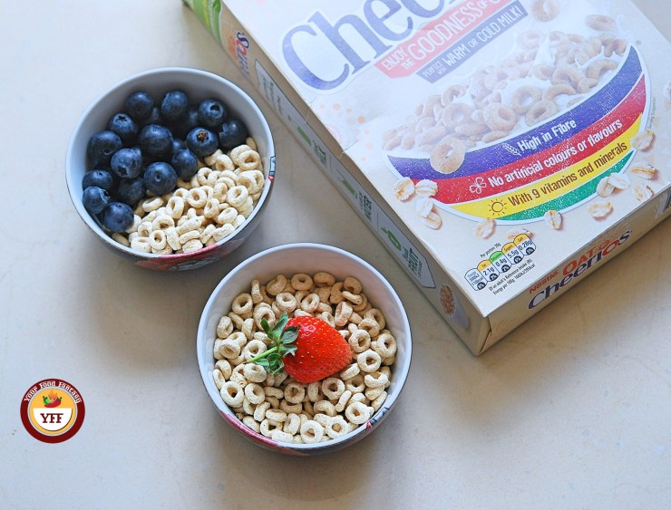 Cheerios Multigrain review by Your Food Fantasy