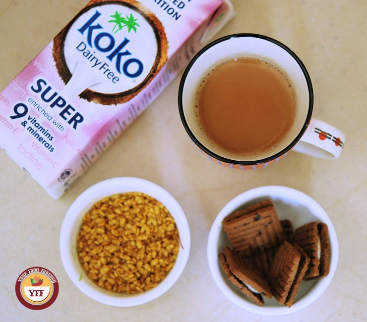 Koko Dairy Free Super Milk review by Your Food Fantasy