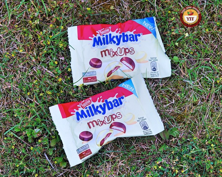 Milkybar MixUps Review by Your Food Fantasy