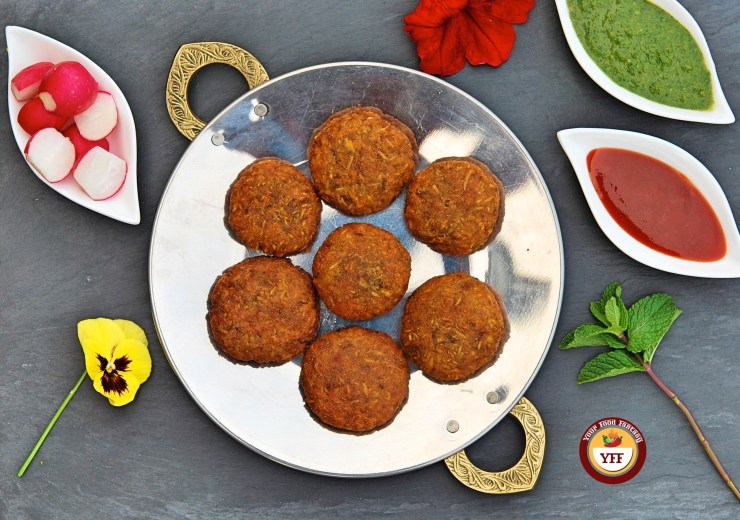 Raw Banana Cutlet Recipe | Your Food Fantasy