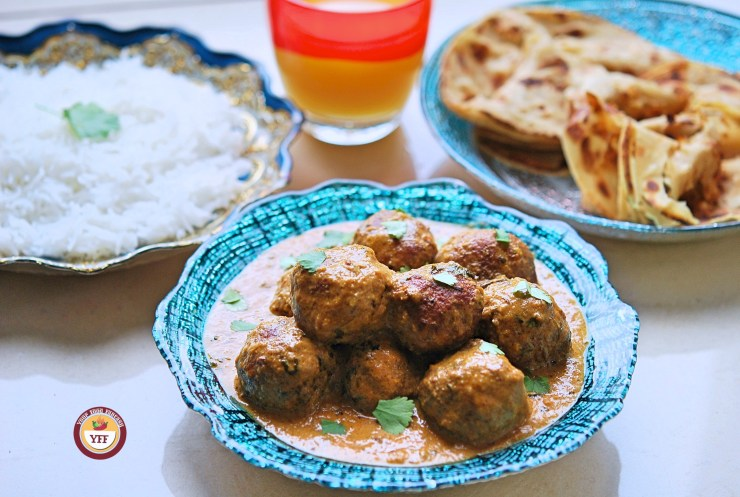 Kofta Made from Cabbage - YourFoodFantasy