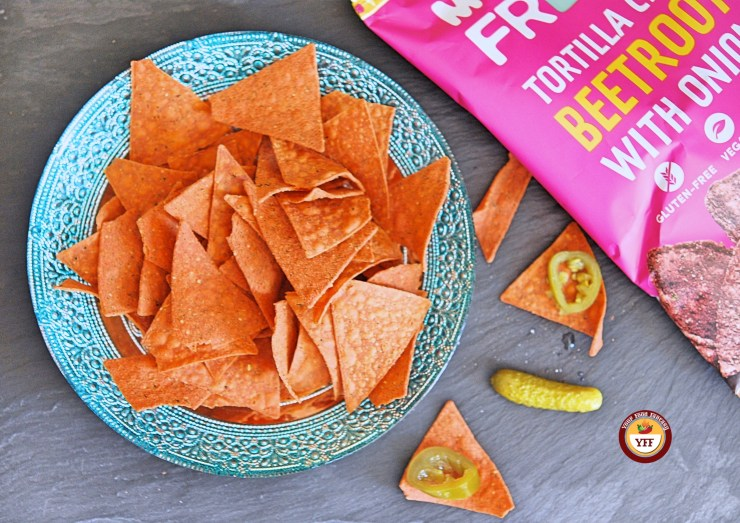 Mr Free'd Vegan Tortilla Chips Review - Your Food Fantasy