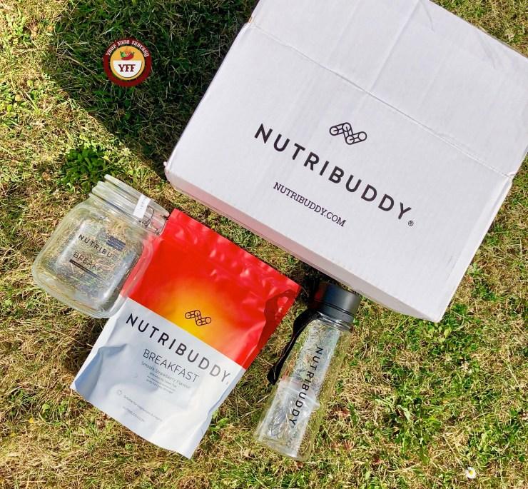 NutriBuddy BreakfastShake Review - Your Food Fantasy