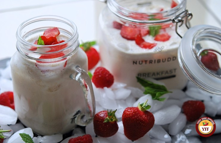 NutriBuddyUK Breakfast Shake - YourFoodFantasy