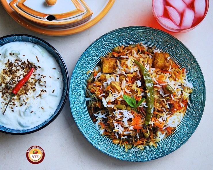 Veg Dum Biryani - Your Food Fantasy