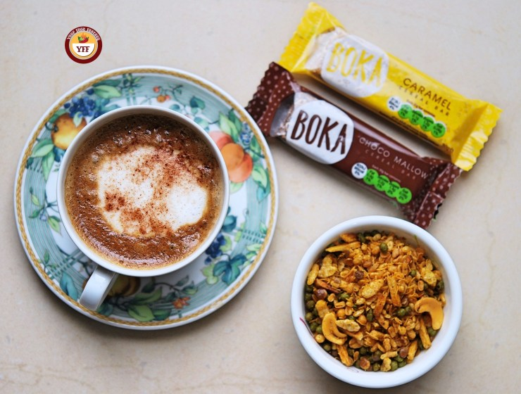 Boka Cereal Bar review | Your Food Fantasy