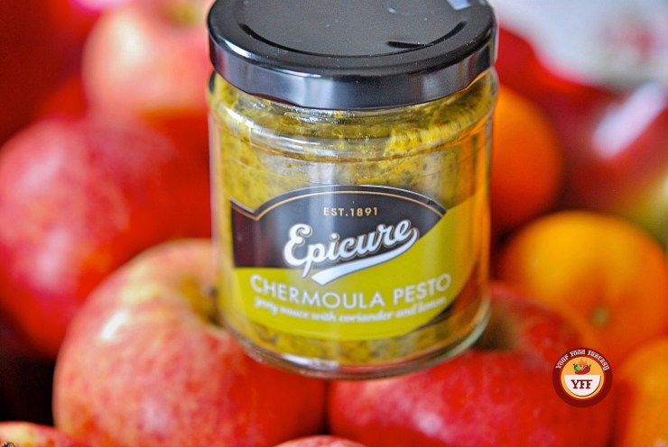 Epicure Chermoula Pesto Review | Your Food Fantasy