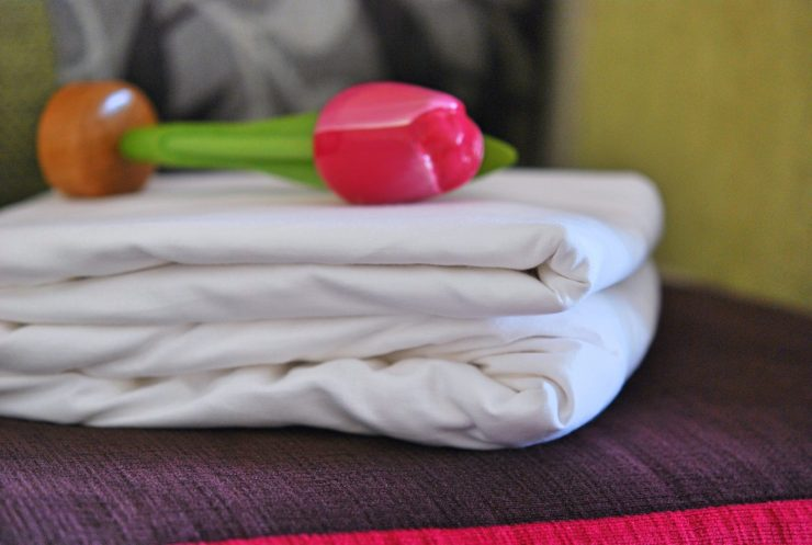 Deep Fitted Sheet - The Towel Shop review | Your Food Fantasy