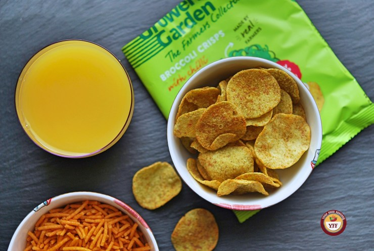 Growers Garden Broccoli Crisps   Review By YourFoodFantasy