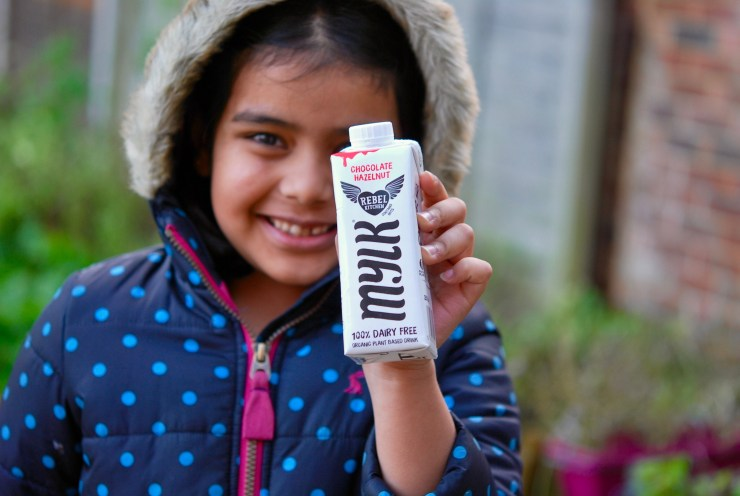 Rebel Kitchen Dairy Free Chocolate Review | Your Food Fantasy