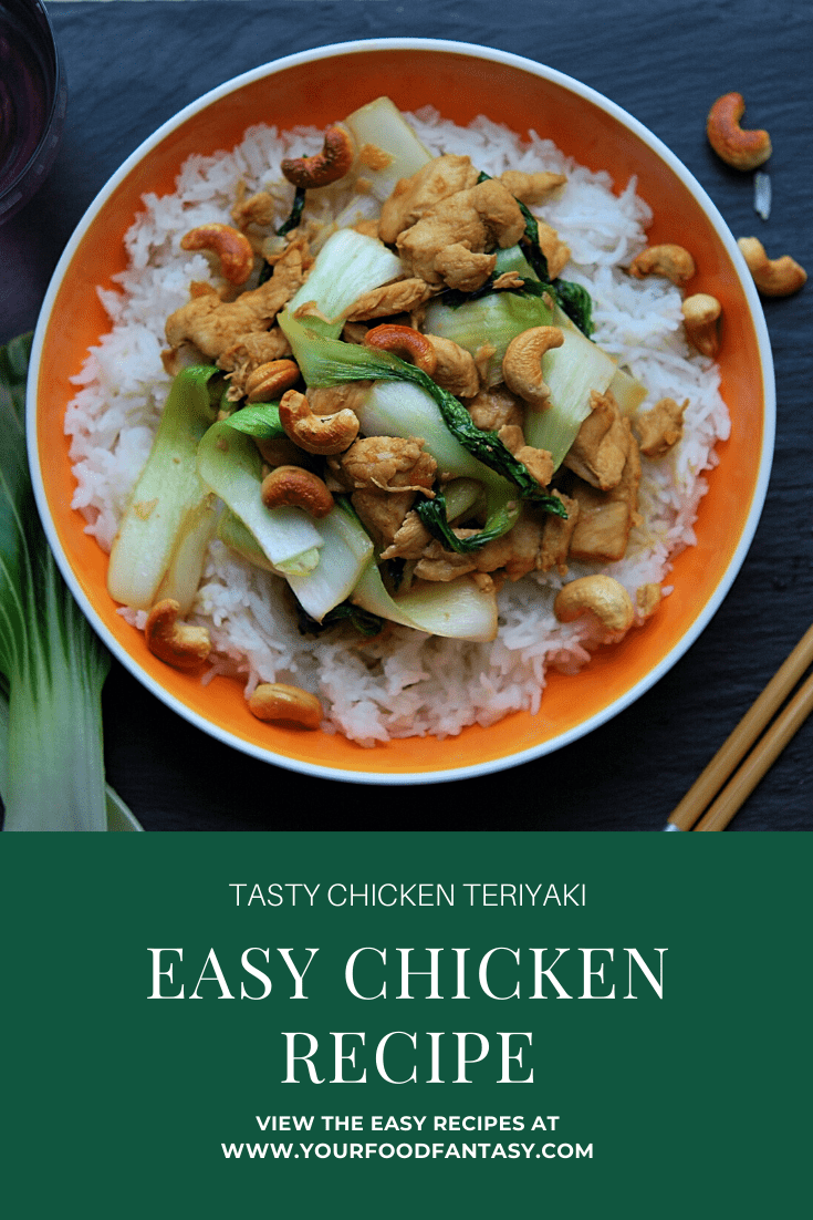 Tasty Chicken Teriyaki Recipe - Hello Fresh Style | Your Food Fantasy