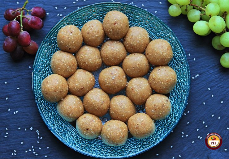 Til Laddo - Makar Sankranti Special | Your Food Fantasy