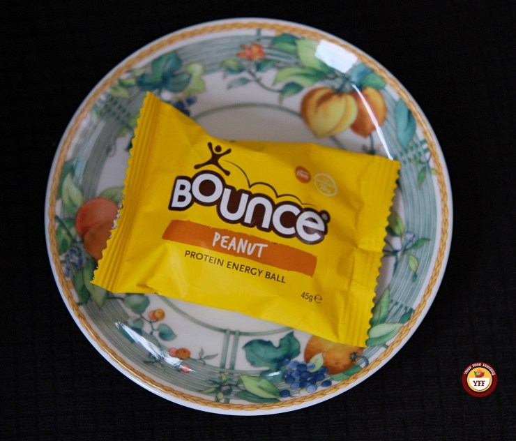 Bounce Protein Bar Review | Your Food Fantasy