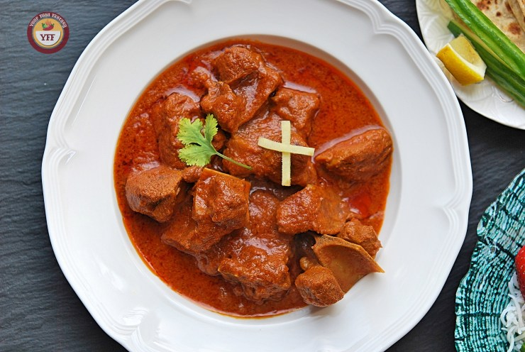 Lamb Rogan Josh Recipe | Your Food Fantasy