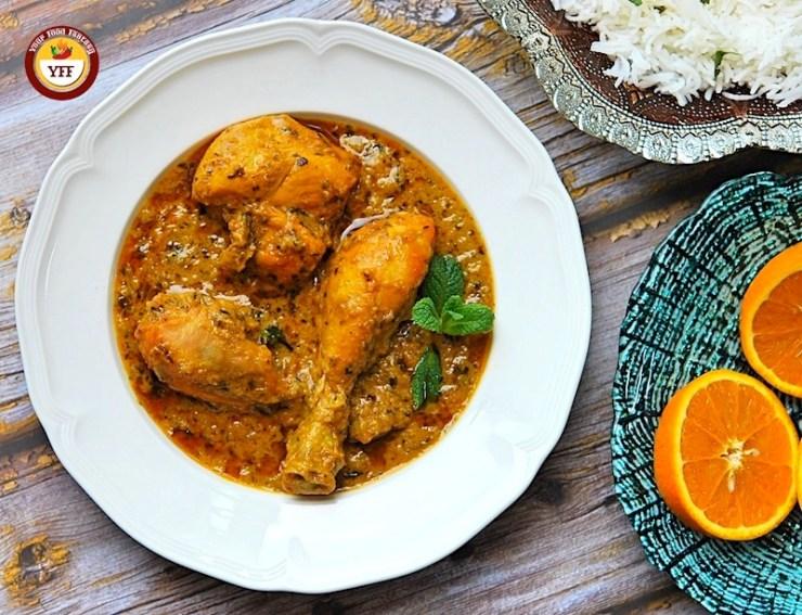 Methi Chicken Recipe - Chicken with Fenugreek   Your Food Fantasy