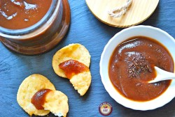 Tamarind Date Chutney - Sweet chutney | Your Food Fantasy