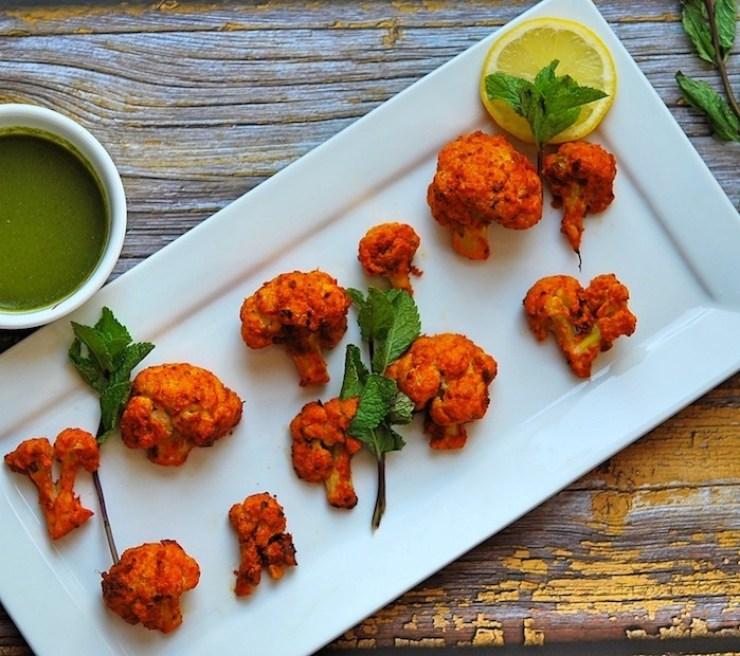 Tandoori Gobi - Your Food Fantasy