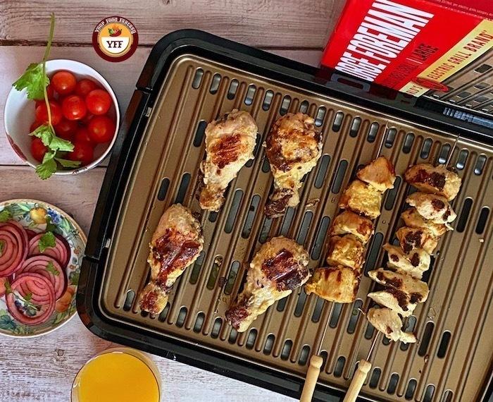 Chicken Malai Tikka Recipe   Your Food Fantasy