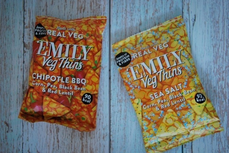 Emily Veg Thins | Your Food Fantasy